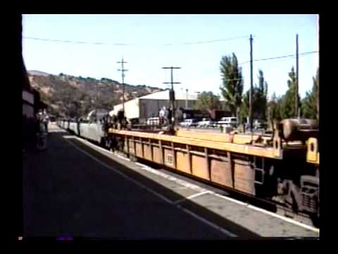 Two SP trains at Martinez
