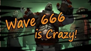 Face-Cam Fortress 2: MvM: Wave 666 is Crazy! [Halloween Mission]