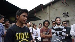 Sacar Vs Unik Poet - Raw Barz's First Official Rap Battle Video