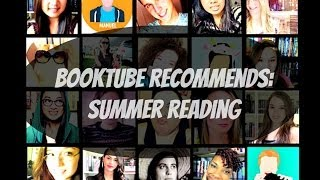 BOOKTUBE RECOMMENDS | SUMMER READING Thumbnail