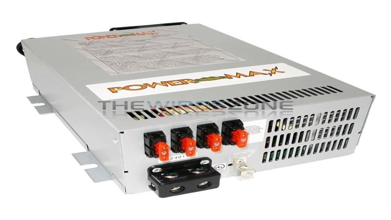 Powermax 110 Volt To 12 Volt Dv Power Supply Converter