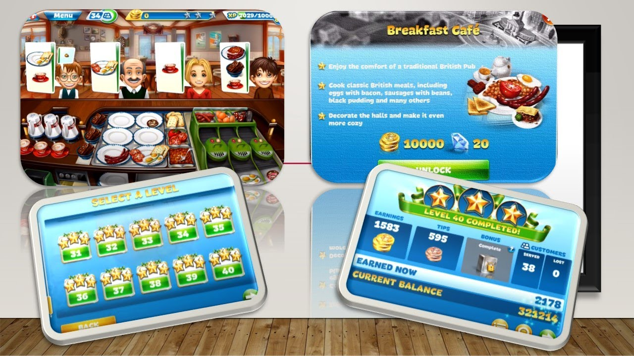 Www Cooking Fever Game Downloadwillever