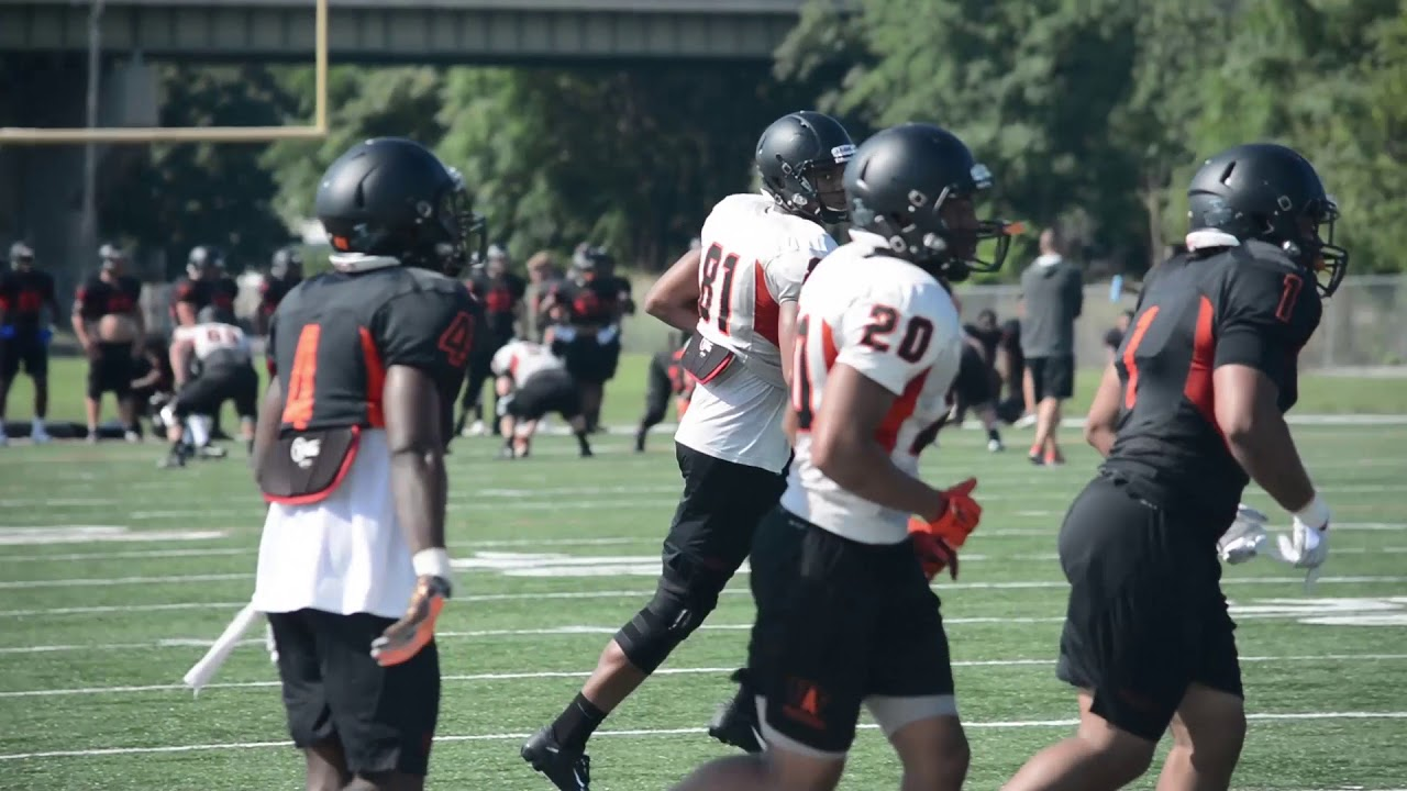2018 Findlay Oilers Football Preview Youtube