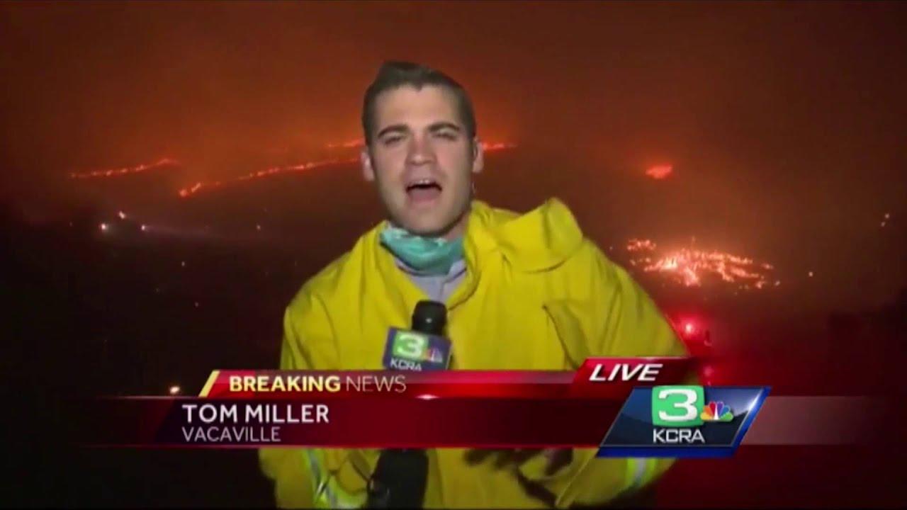 Breaking News Vacaville Fire
