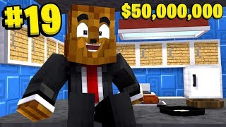 I Challenged The Pack To My Find The Button *$50m Reward* - Minecraft CosmicSky #19 | JeromeASF