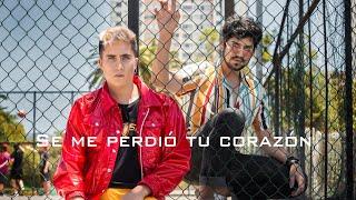 Alessandro Morls Ft Antelia - Se me perdió tu corazón (OFFICIAL VIDEO) YouTube Videos