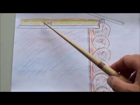 видео: Баня потолок утепление / bath ceiling insulation