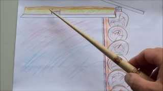 Баня потолок утепление / bath ceiling insulation(bath ceiling insulation Drawings and tricks on video., 2014-07-21T17:15:50.000Z)