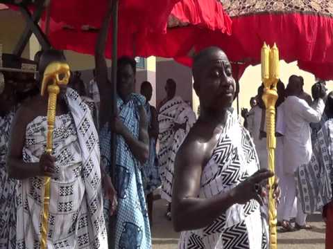 The Chiefs Entrance (Nkawie Ohene)