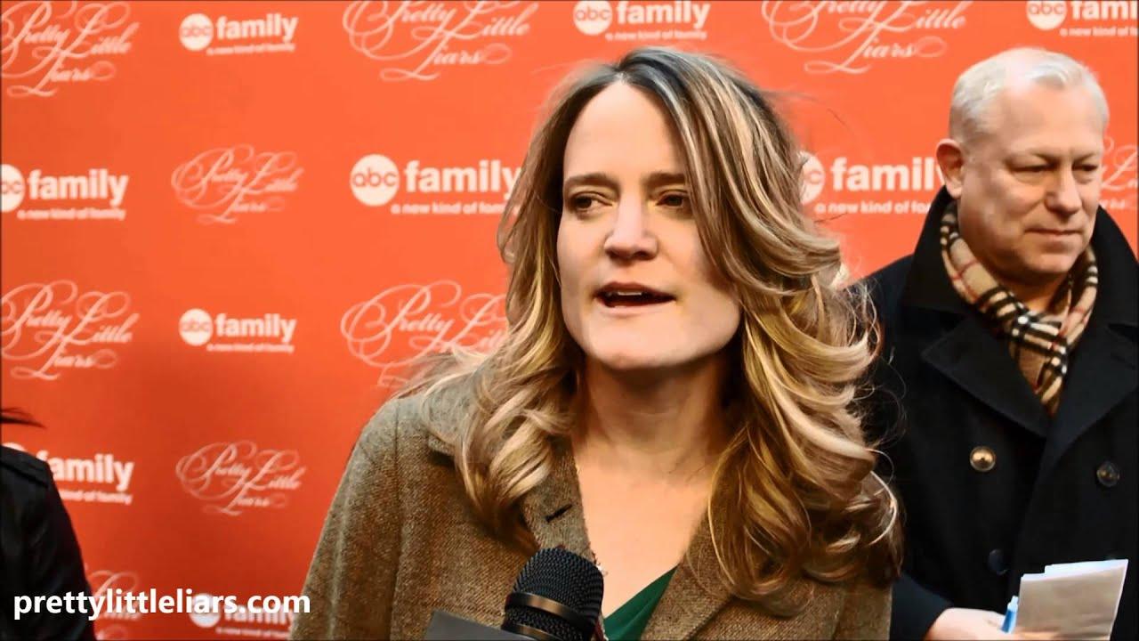 Sara Shepard Talks Pretty Little Liars & The Heiresses