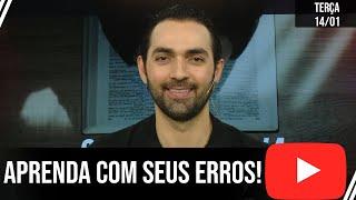 Aprenda com seus erros! ||Murillo Rossafa TER 14.01.20||