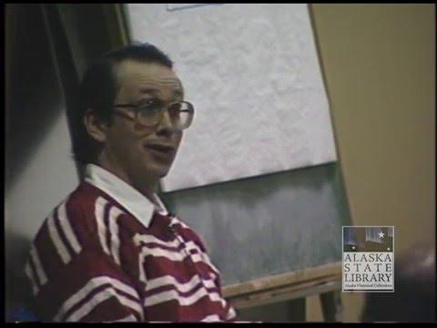 Court Trial Footage of Exxon Valdez Tanker Captain Joe Hazelwood Part 1 (ASL-AV25-33-1)