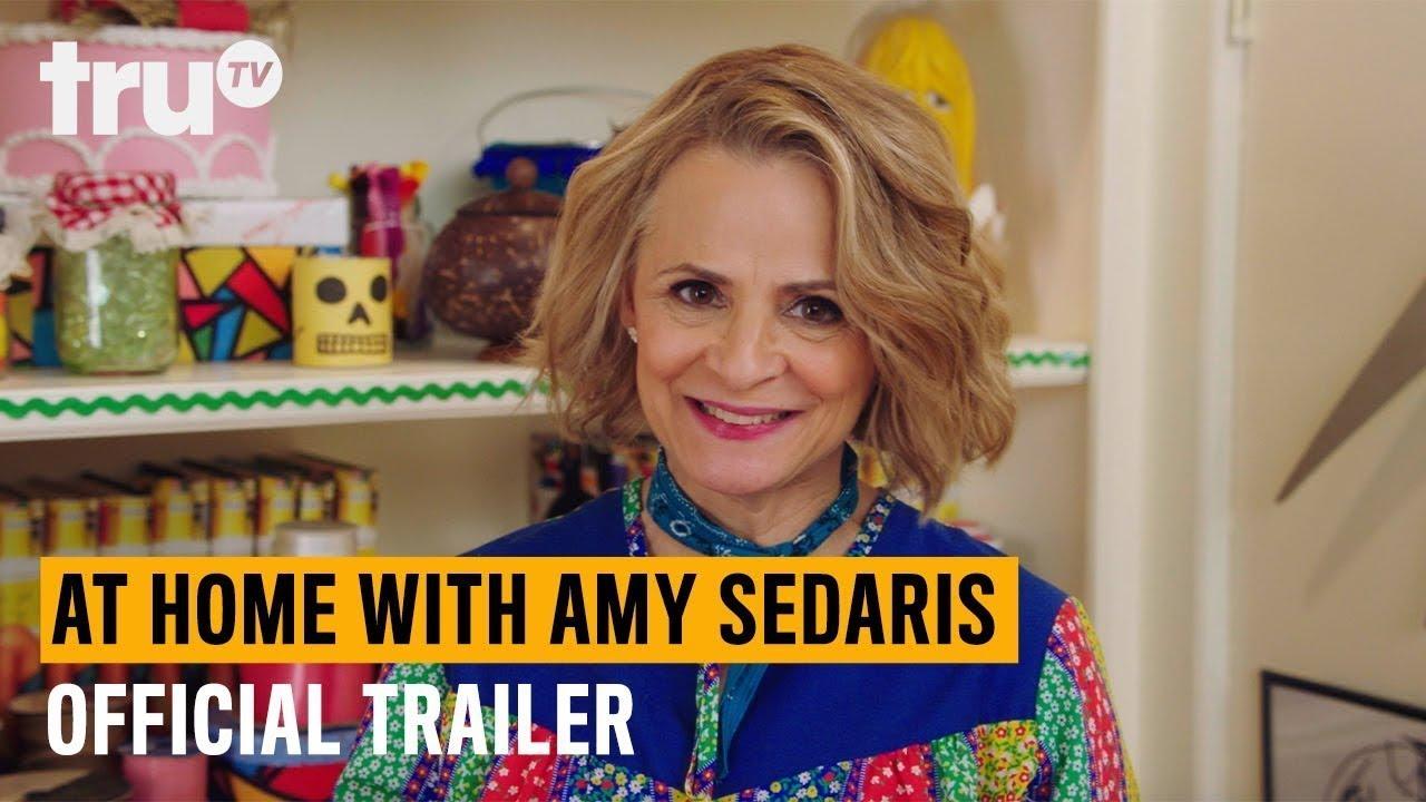 Download At Home With Amy Sedaris - Season 3 Official Trailer | truTV