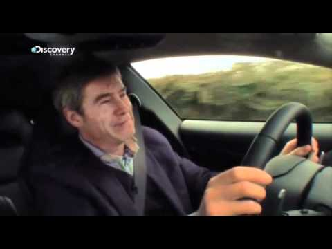 Fifth Gear S17E04 Aston Martin Rapide
