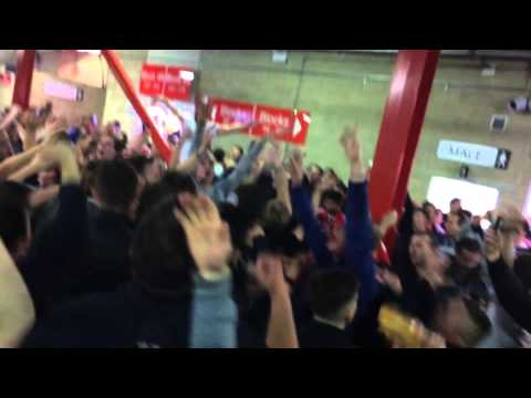 Man United Fans George Best Song Spirit in the Sky Southampton Away