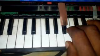 Na Jane Kyun Tera Milkar bichadna Yaad Aata Hai (piano)[ Attaullah Khan]