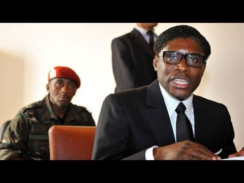 Equatorial Guinea: Son of leader Theodoro Obiang faces graft charges