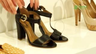 видео Модная обувь для невесты 2013
