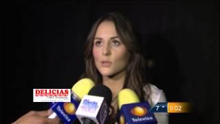 Las Noticias - Lista Zuria Vega para casarse