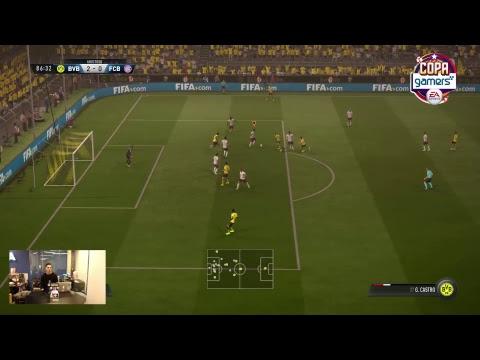 Jueves de FIFA 17 con el Staff Gamers