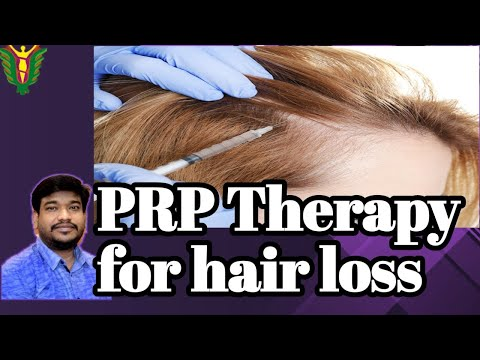 PRP (platelet-rich plasma) therapy for hair loss // Dr. Sanjeeb Rout // Balaji skin and hair Talcher