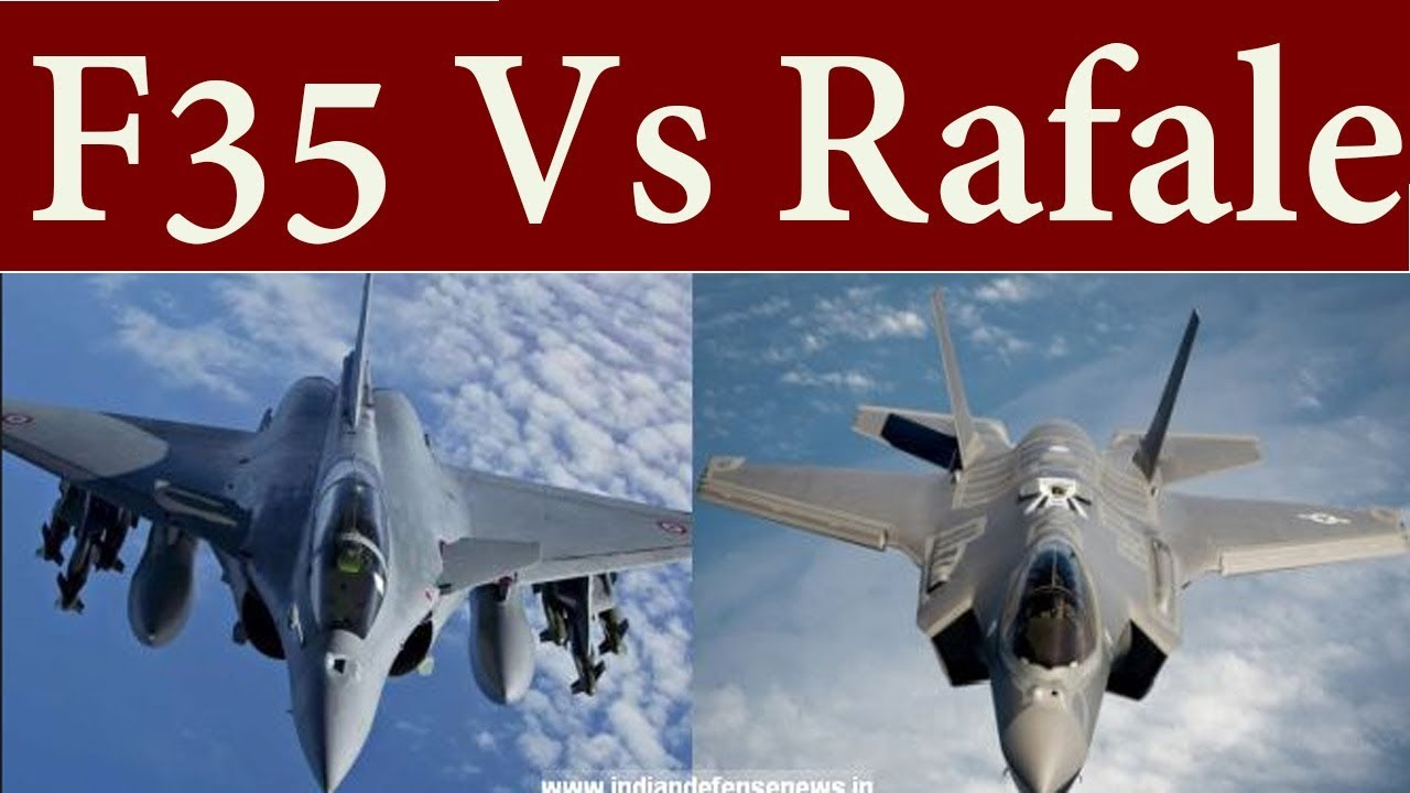 F35 Vs Rafale : Which is better for India