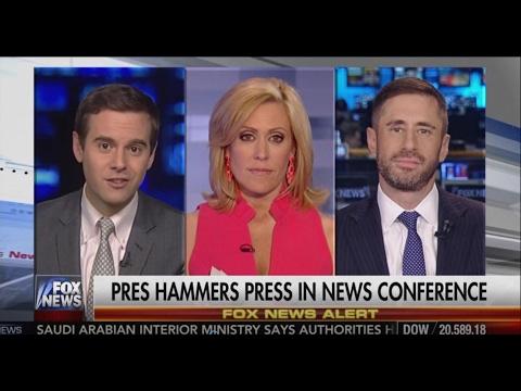 Bernard Whitman on Trump's Rambling Press Conference