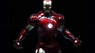 Iron man  #2 ( daha detaylı ve operasyonlu)