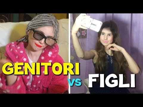 GENITORI vs FIGLI - by Charlotte M.