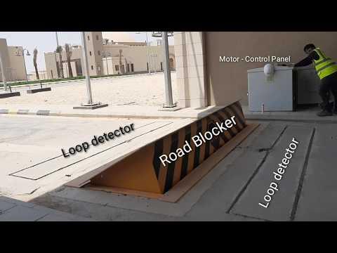 How To Install A Loop/Vehicle Detector #optima #securitysystem #roadblocker #vehicledetector