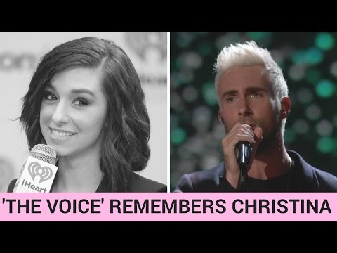 Adam Levine Performs Moving Tribute to Christina Grimmie on 'The Voice' | Hollywire