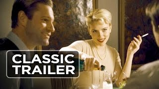 The Black Dahlia Official Trailer #1 - Scarlett Johnasson Movie (2006) HD