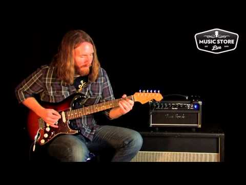 Fender John Mayer Stratocaster Tone Review and Demo
