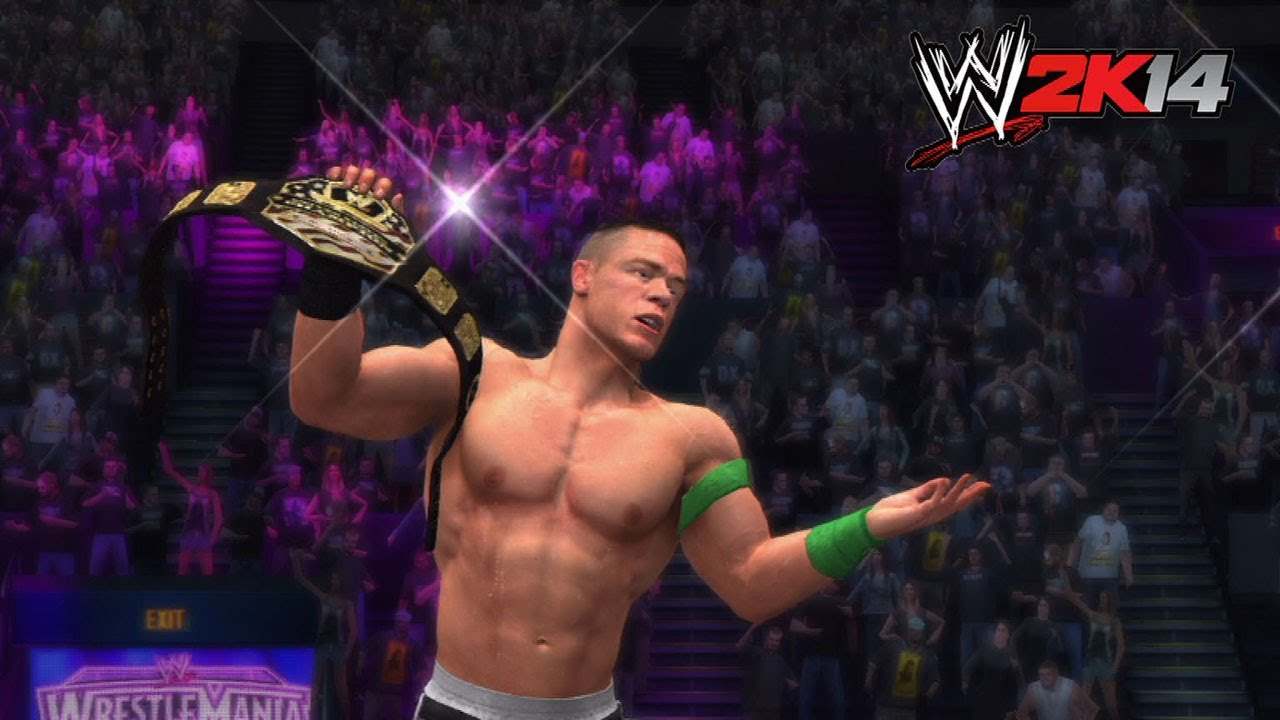"wwe 2k14"" how-to: john cena vs. the big show at wrestlemania 20"
