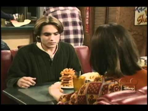 Funny clip from Boy Meets World