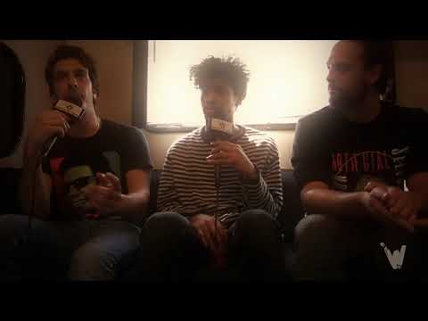 Interview with Veil Of Maya (2018)