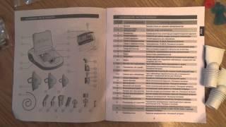 Little Doctor LD 210C --- Компрессорный ингалятор (небулайзер)(Описание: http://bewell.com.ua/product/domashnyaya-terapiya/ingalyatory/kompressornyy-ingalyator-nebulayzer-little-doctor-ld-210c Это видео снято с ..., 2013-11-25T20:18:08.000Z)