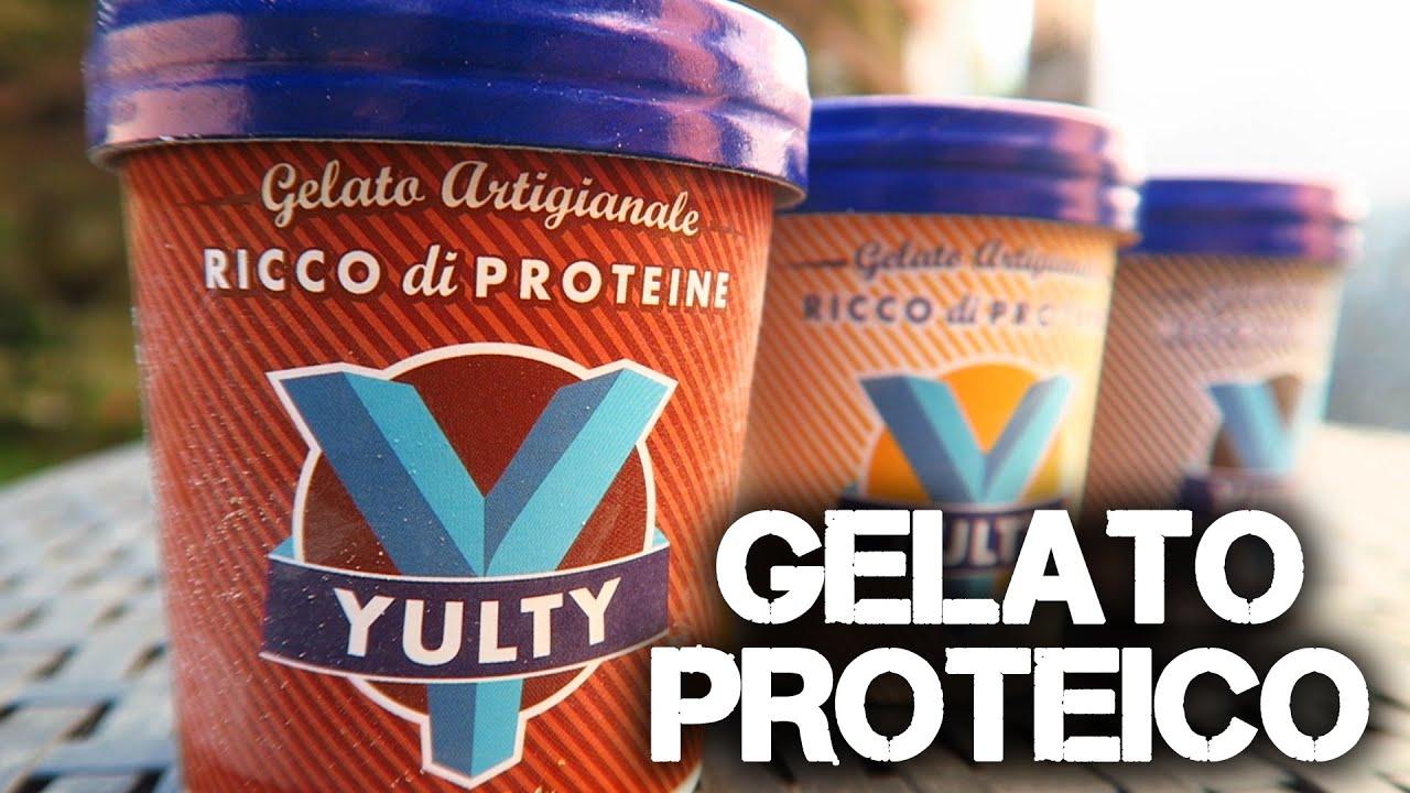 [REVIEW] YULTY , IL GELATO PROTEICO ARTIGIANALE