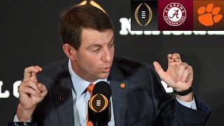 Dabo Swinney Shares