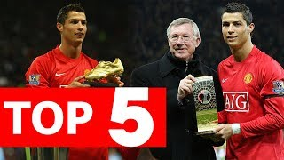 Top 5 kỷ lục của Man United mà Ronaldo nắm giữ