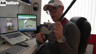 Golf Slicing Swing Issues