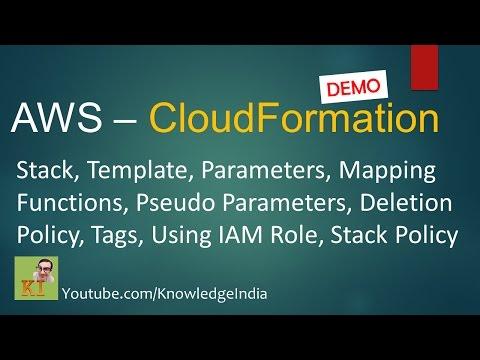 AWS CloudFormation DEMO