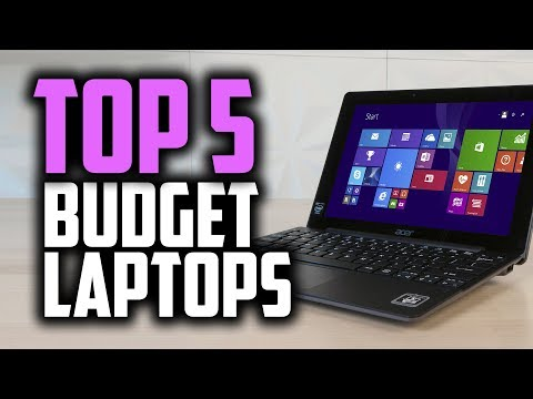 Best Budget Laptops in 2018 - Which Is The Best Budget Laptop?