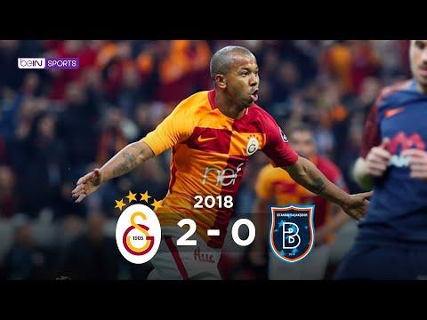 Galatasaray 2 - 0 M.Başakşehir #Özet