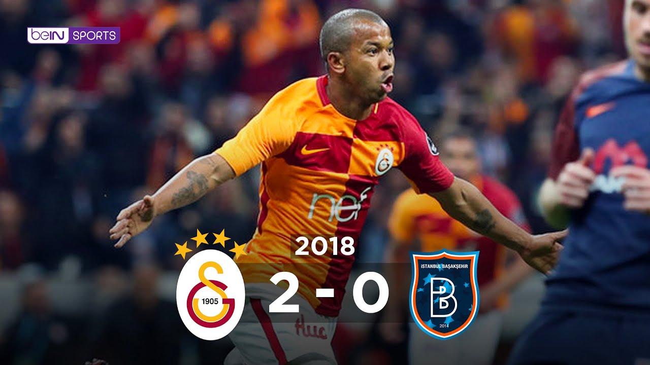 Galatasaray 0 - 0 M.Başakşehir Maç Özeti 19 Mayıs
