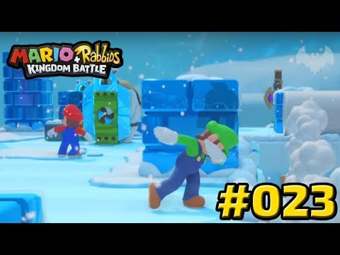 Teleport... - Mario + Rabbids Kingdom Battle #023 - Nintendo Switch - Dhalucard