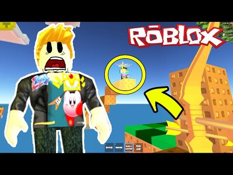 Se puede jugar SKYWARS en ROBLOX ??   Roblox en español con Suliin18YT