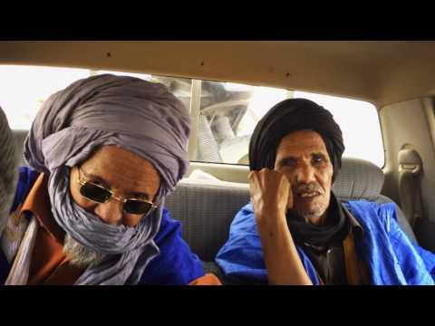 Motorcycle Mauritania/ Iron Train 2016
