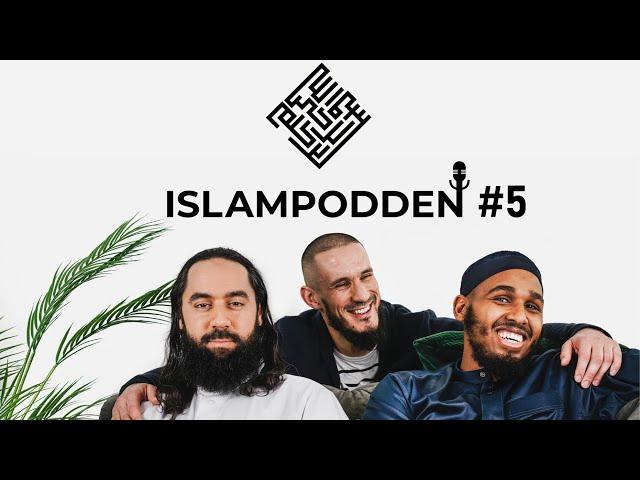 Islampodden - #5 Koranen: Boken det inte råder några tvivel om!