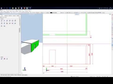 03 Allplan 2017 Betonove Konstrukce Vykres Vyztuze Youtube